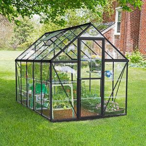 Palram Harmony 6X10 Polycarbonate Apex Greenhouse