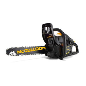 Image of McCulloch CS 340 38cc Petrol Chainsaw