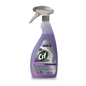 Image of Cif Professional Unscented Disinfectant 0.75L