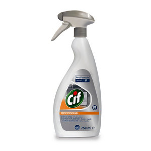 Image of Cif Professional Oven & grill Cleaner 750L Trigger spray bottle