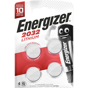 Image of Energizer Specialty Non-rechargeable CR2032 Battery Pack of 4