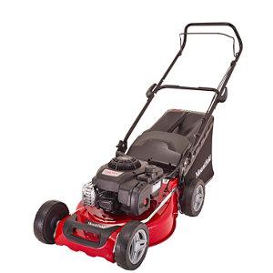 Image of Mountfield HP185 125cc Petrol Lawnmower