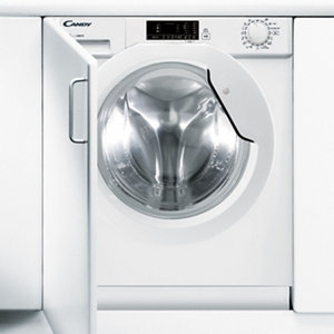Image of Candy CBWM 914D-80 White Built-in Washing machine 9kg