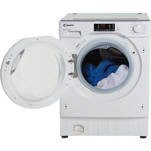 Image of Candy CBWM 816D-80 White Built-in Washing machine 8kg