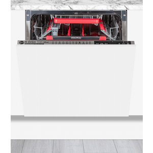 Hoover HDIN 4S613PS-80 Integrated Grey Full size Dishwasher