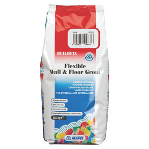 Image of Mapei Flexible Beige Wall & floor Grout 2.5kg