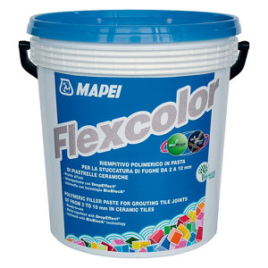 Image of Mapei Flexcolour Grey Ready mixed Grout 5kg