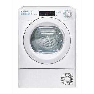 Candy CSOH9A2TE White Freestanding Heat pump Tumble dryer 9kg