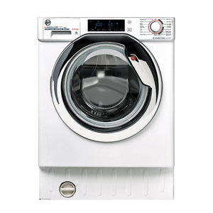 Hoover HBDOS695TAMCE-80 H WASH&DRY 300 9kg Wash 5kg Dry 1600rpm Integrated Washer Dryer