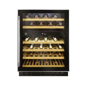 Hoover HWCB60UK/N 60cm 46 Bottle Capacity Wine Cooler Black
