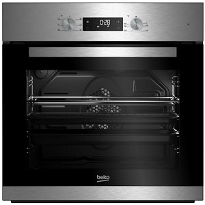 Image of Beko BQE22300X Silver Built-in Electric Single Multifunction Oven