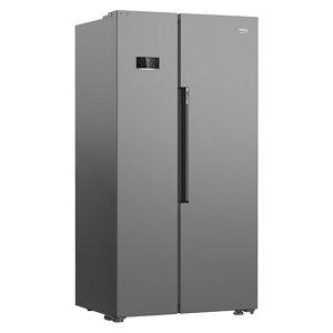 Beko ASL1342S American style Freestanding Fridge freezer