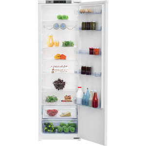 Image of Beko BLQSDW377 White Integrated Fridge