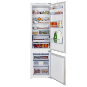 Image of Beko BCFDV3973 70:30 White Integrated Fridge freezer