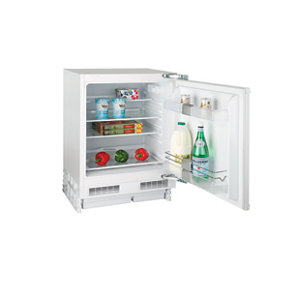 Image of Beko QLS3682 White Integrated Fridge