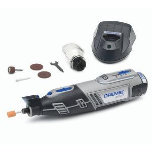 Image of Dremel 12V Cordless Multi tool 1 battery 8220