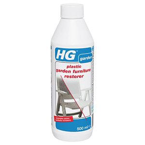 Image of HG Hagesan Clear Garden furniture Restorer 0.5L
