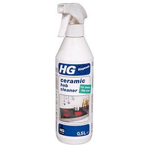 Image of HG Daily Hob Ceramic hobs Cleaning spray 500ml Trigger spray bottle