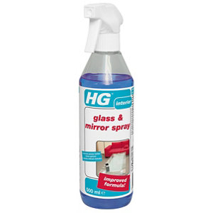 HG Mirror Glass Cleaner  500ml