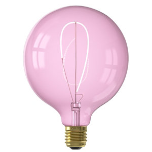 Image of CALEX Colors E27 150lm Globe Warm white LED Dimmable Light bulb