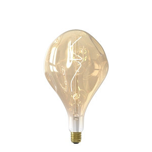 Image of CALEX E27 6W 340lm Extra warm white LED Dimmable Filament Light bulb