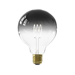 Image of CALEX Colors Nora 3W 80lm Globe Extra warm white LED Dimmable Filament Light bulb