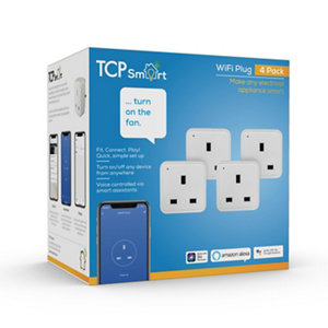 Image of TCP Smart Plug 240V Pack of 4