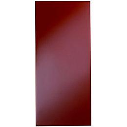 Cooke & Lewis Raffello High Gloss Red Tall