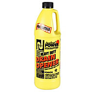 Instant Power Drain opener Bottle, 1000 ml