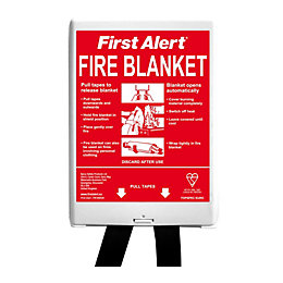 First Alert Fire Blanket (W)1000mm (H)1000mm
