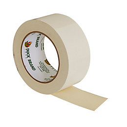Duck Ultimate White Tape (L)25M (W)50mm