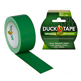 Duck Green Tape (L)10M (W)50mm