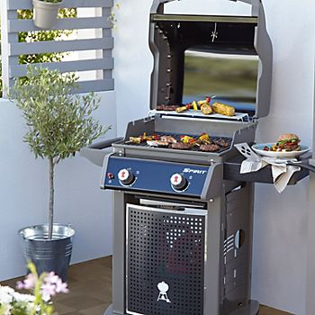 Weber Classic EO210 Spirit Gas Barbecue