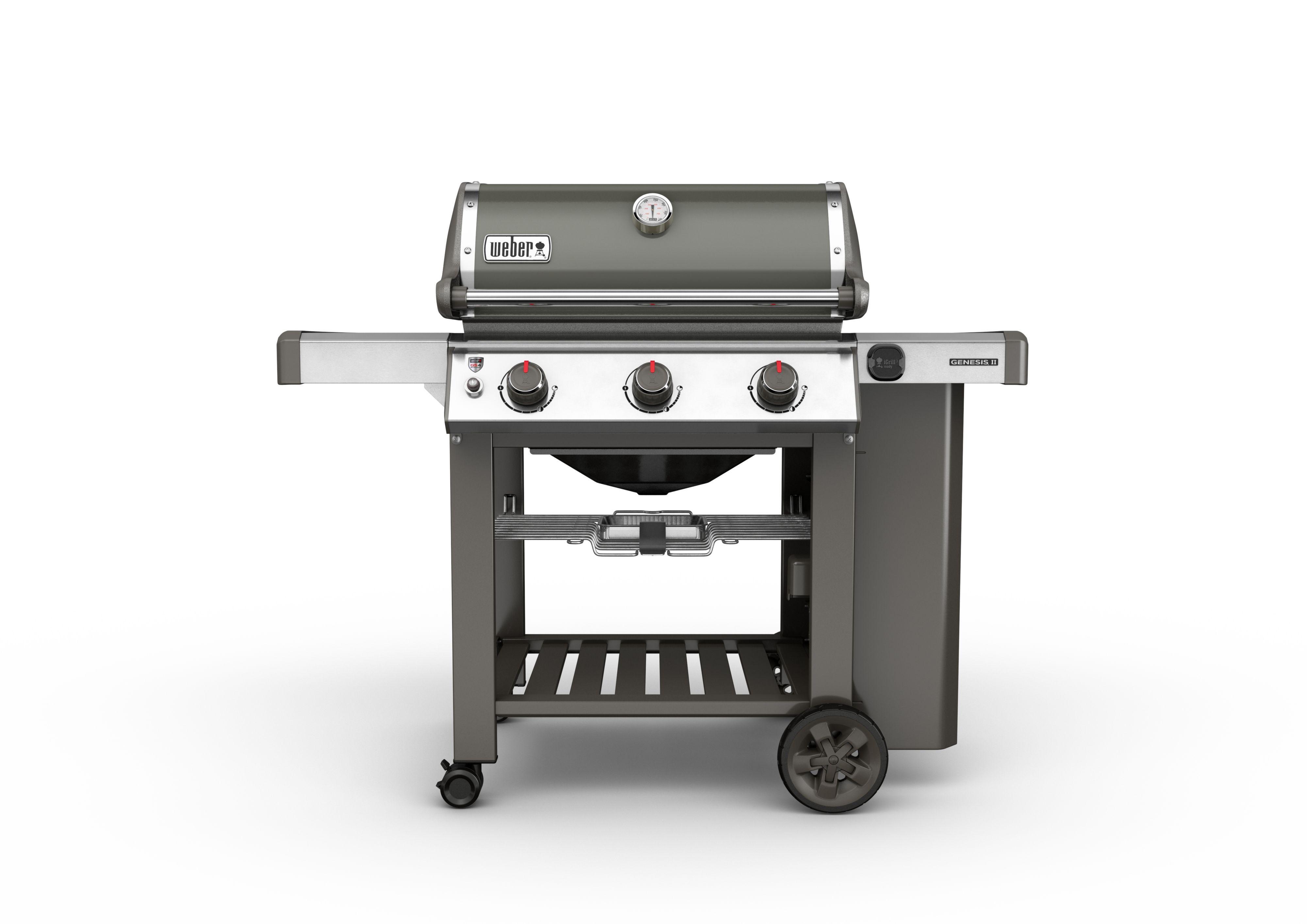 weber genesis ii e310 gbs 3 burner gas barbecue departments tradepoint. Black Bedroom Furniture Sets. Home Design Ideas
