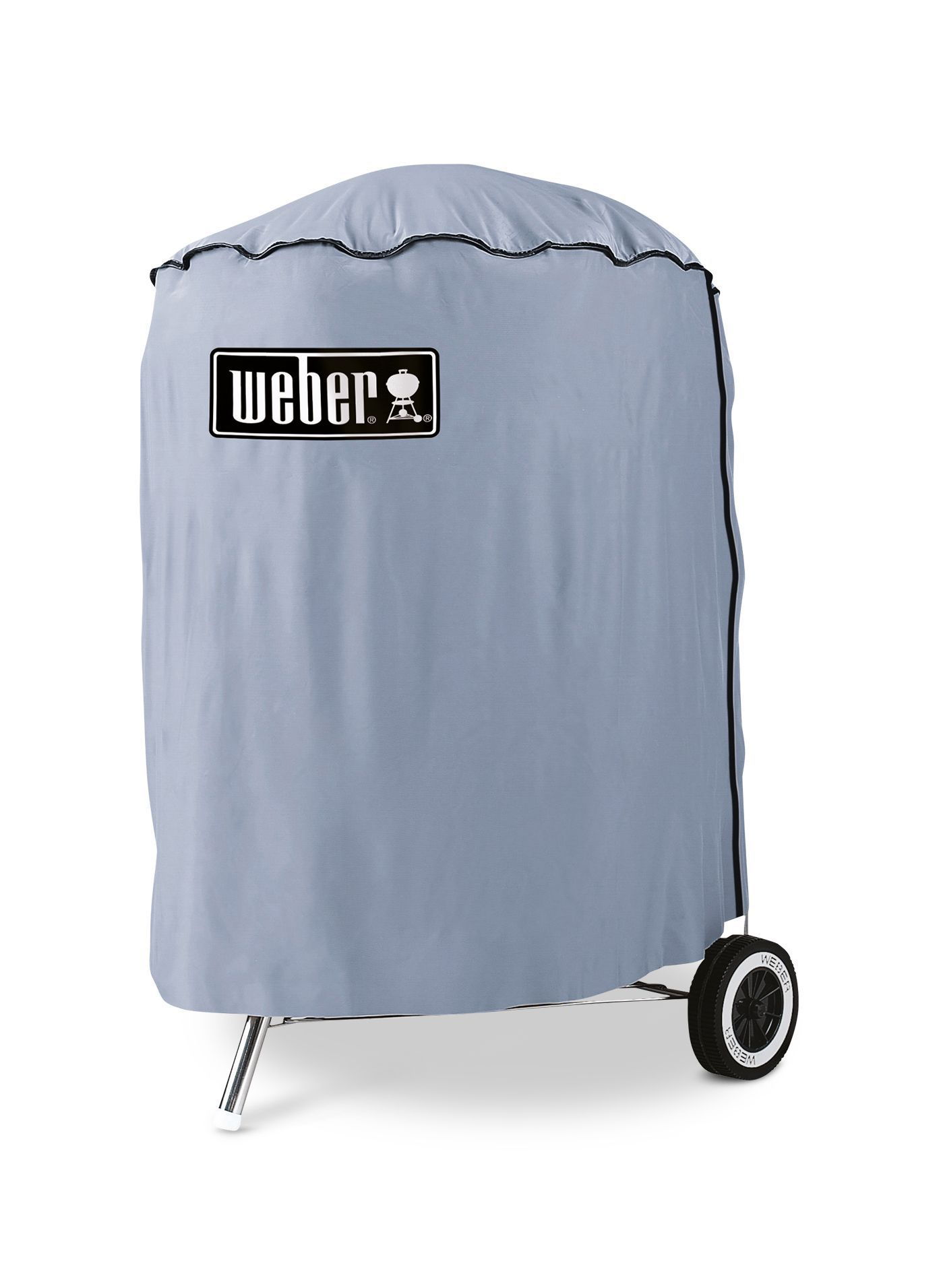 weber 47cm charcoal barbecue cover departments diy at b q. Black Bedroom Furniture Sets. Home Design Ideas