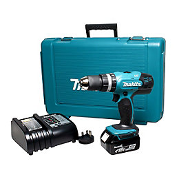 Makita LXT Cordless 18V 4Ah Li-Ion Brushed Combi