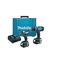 Makita 18v Twin Kit