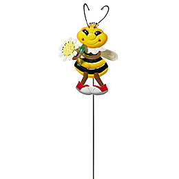 Exhart Bug Decorative Stake