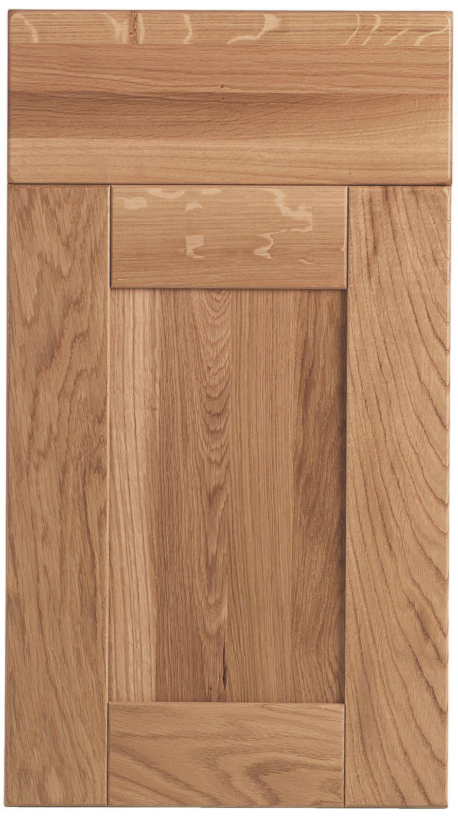 Cooke Amp Lewis Chesterton Solid Oak Drawerline Door
