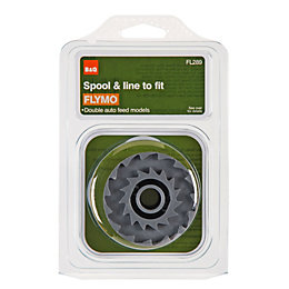 B&Q Spool & line To fit Flymo models