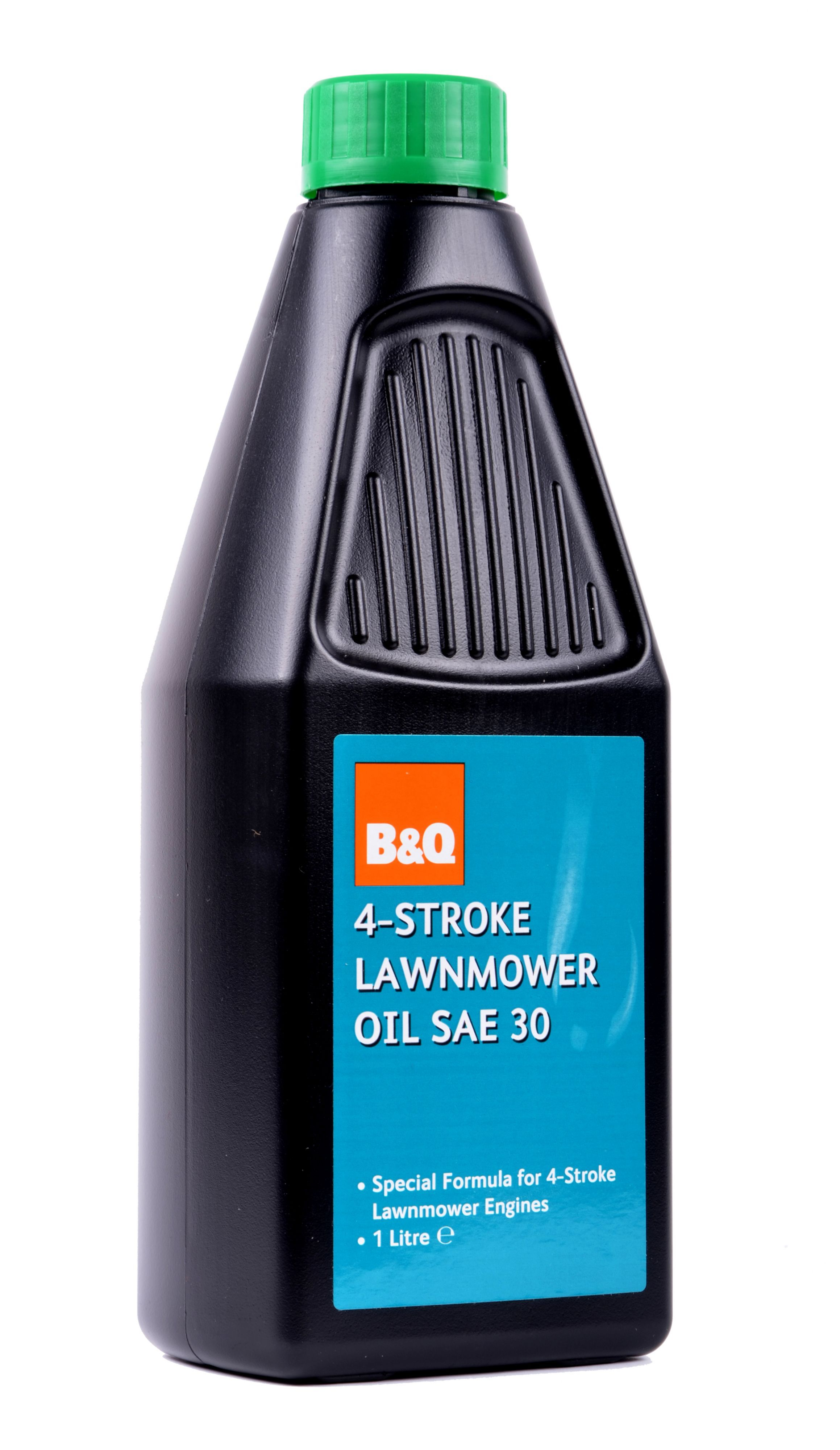 B Q Lawnmower Oil 1l Departments Diy At