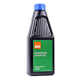 B&Q Chainsaw Oil 1L