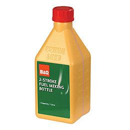 B&Q Fuel Mixing Bottle 1L
