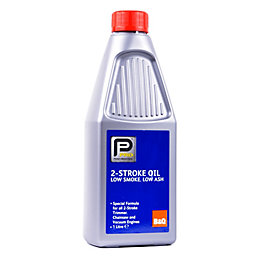 B&Q Semi-Synthetic Oil 1L