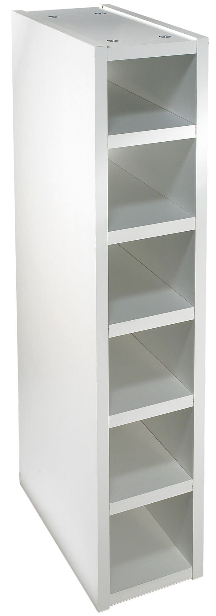 white wine rack cabinet. IT Kitchens White Wine Rack Cabinet (W)150mm | Departments DIY At B\u0026Q.