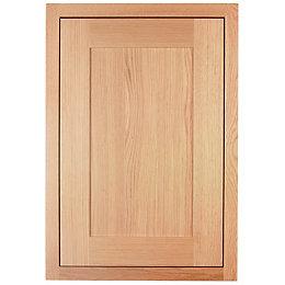 Cooke & Lewis Carisbrooke Oak Framed Standard door