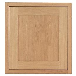 Cooke & Lewis Carisbrooke Oak Framed Tall double