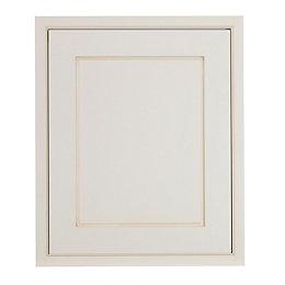 Cooke & Lewis Woburn Framed Ivory Standard door