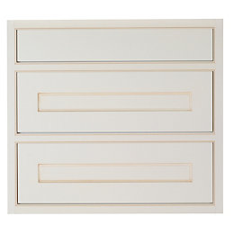 Cooke & Lewis Woburn Framed Ivory Pan Drawer