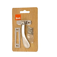 B&Q Polished chrome Window accessories